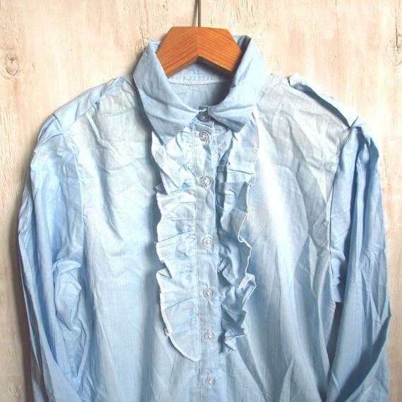 Lolita ruffle blouse - image 5