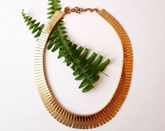 Gold Necklace, Gold Necklace For Women, Elegant Necklace, Multi Strand Necklace, Antique Necklace, Yellow Gold Chain Necklace