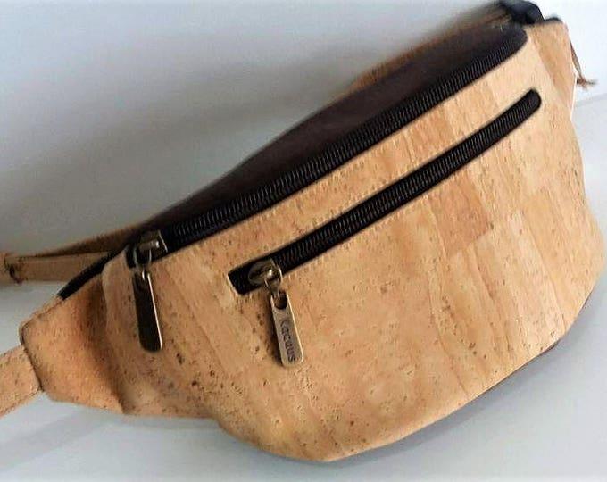 Cork Hip Bags