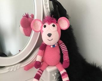 Mia the cheeky monkey