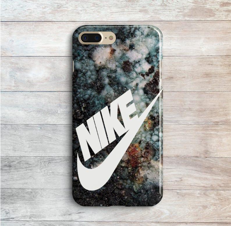 67879871cdb2b Divorces Marble Nike iPhone XS Max 6s Plus 10 Black Nike Marble Covers  iPhone 8 Plus SE 7 XR Plastic Hard Case Samsung Galaxy S7 S5 mini S6