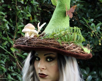 The Forest Witch Hat
