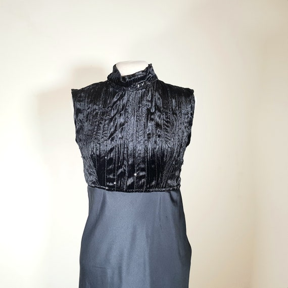 1990s designer dress Attrib. to George Halley Desi