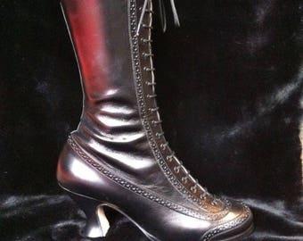 c10dee76cd228 Retro boots | Etsy