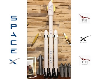 desktop Perfect for laptop computers skateboard or rocket...? great success on the last Falcon Heavy test lunch car 2 SpaceX Stencils