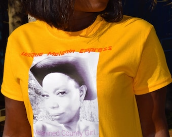 Graphic Tees, Unique Melanin Empress T-Shirt, Country Girl T-Shirt.