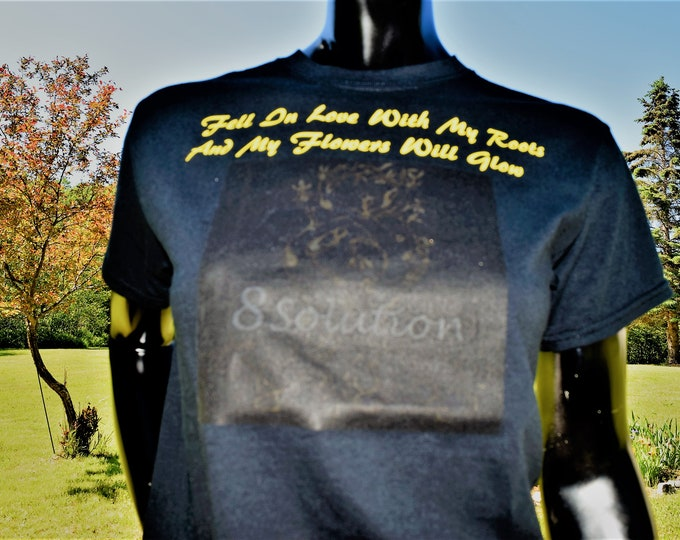Infinity Solution Eight Symbol Tree T-Shirts, 8Solution Tees.