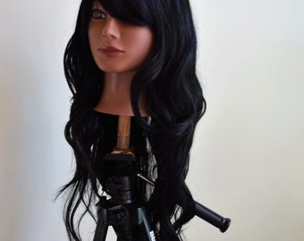 28'' Body Wave Bangs & 16'' Mid Wave Wigs Natural Looking Human Hair like Premium Synthetic Wigs