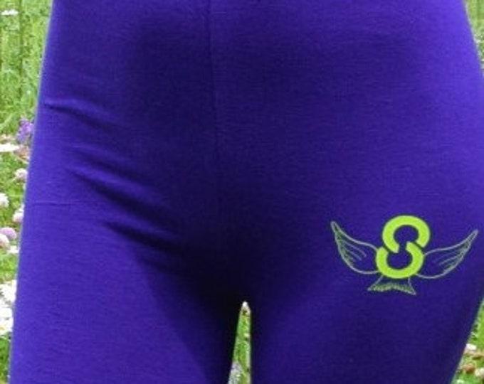 8Solution  New Casual Ladies Cotton Leggings, High Quality Vibrant Leggings.