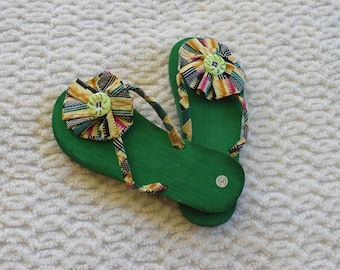 Vacation sandals