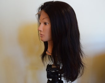 Unique Human Hair Full Lace Wig, Straight Full Lace Beauty