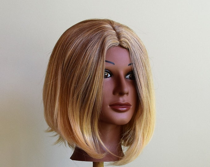 Solution Wigs Infinity Beauty Wig, Classic Natural Looking Synthetic Cap.