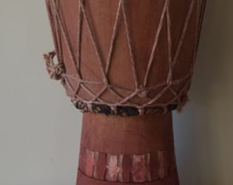 Traditional Drum, African Drum, Musical Drum