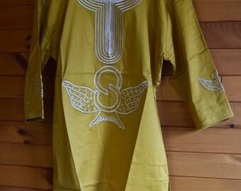 8Solution Embroidery Traditional Men's Shirts Elegant Men's Dress Shirt.
