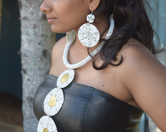 Cultural Handcrafted Tribal Necklaces, Women's Jewelry.
