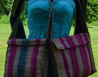 Shoulder Craft Bags, Handmade Bamboo Bags.
