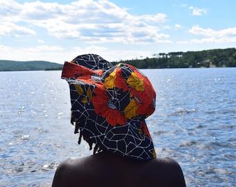Ankara Print Women Sun Hats.