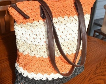 Hand Made Crochet Handbags, Women's Handbags.