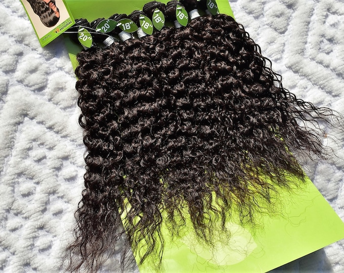 Michelle 8 Value Pack, 100% Human Hair Quality  8Solution Beauty Hair