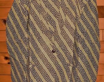 African Print Dashiki Men's Suit.