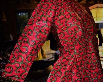 Ankara Print  Women's Dress.