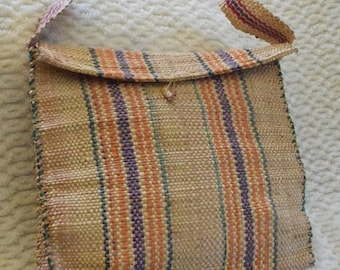 Shoulder Craft Bags, Handmade Bamboo Bags.