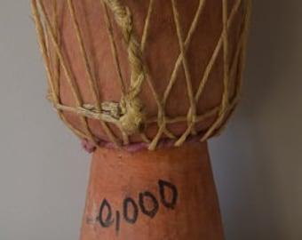 Drum, African Drum, Traditional Drum, Musical Drum