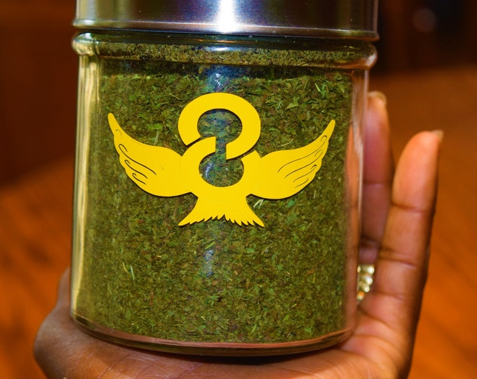 Organic Canada Mint Seasoning All Natural Spice Wild Peppermint Seasoning.