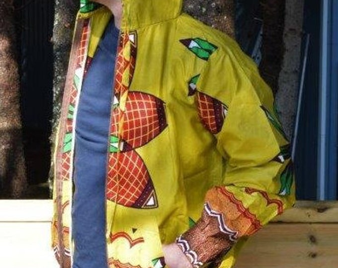 Hoodie Short Dashiki Print Shirt Hoodie Sportswear Unisex African Print Long Sleeve Hoodie.