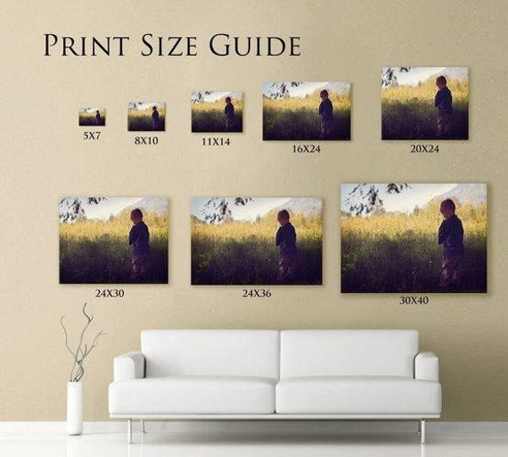 photo gift photo to canvas custom canvas wall art etsy