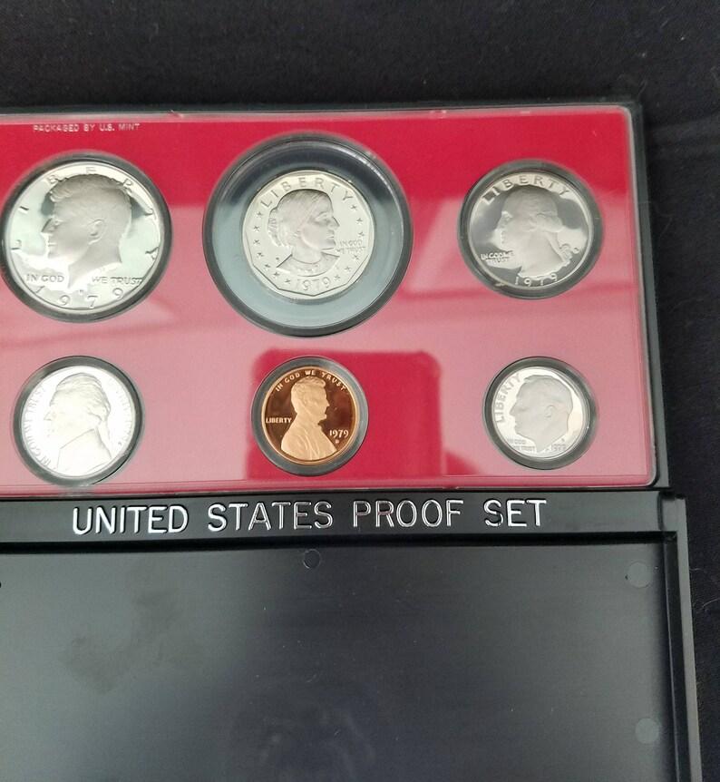 1979-S United States Proof Set Type I