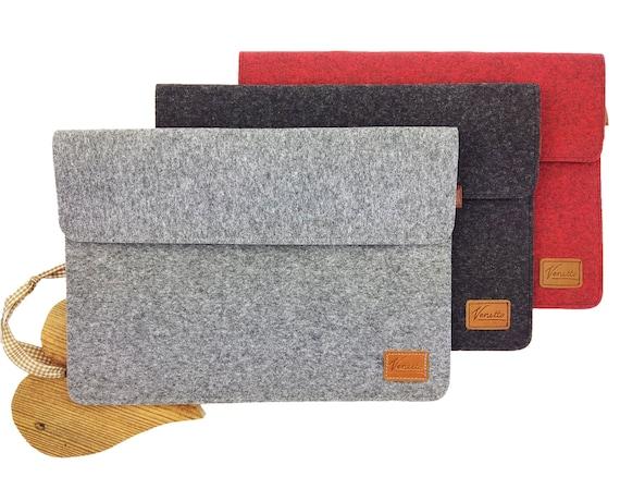 Für 13 Macbook Hülle Tasche Schutzhülle Filz Sleeve Laptoptasche