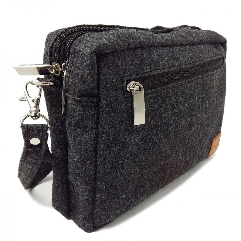 ab5ff427007dd Handgelenk-Tasche Organizer kleine Brieftasche Herrentasche