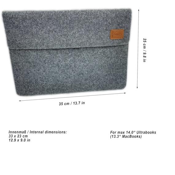 10 2 14 0 Zoll Hülle Tasche Schutzhülle Schutztasche Sleeve 13 Zoll Macbook 13 3 Laptop Ultrabook Notebook Filztasche Geschenk Filz