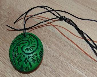 Moana, Heart of Te Fiti Necklace