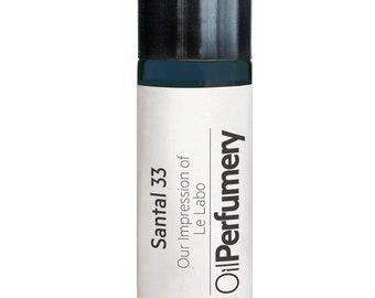 Oil Perfumery