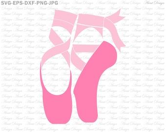 Dance Shoes Svg Etsy