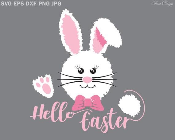 Easter Quotes Svg Easter Bunny Svg Easter Shirt Svg Silhouette Cricut Happy Easter Svg Bunnies Squad SVG Cut File Easter SVG Bundle