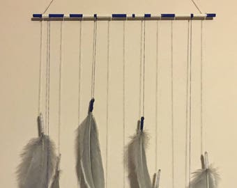 Feather Mobile Wall Decor