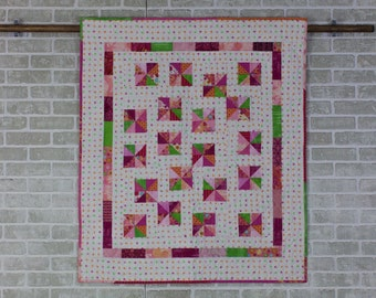 PDF download - Rory Baby Quilt Pattern