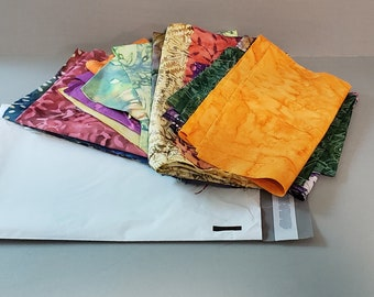 Free Spirit Assortment RP1481 Cotton Fabric Remnant Pack