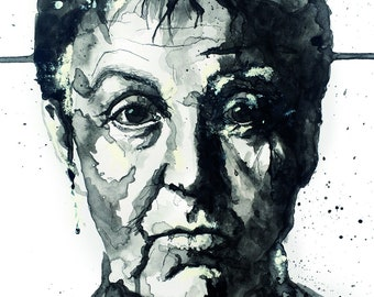 Paul McCartney - Deluxe Postcard Print