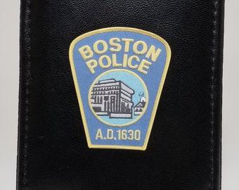Boston Police Patrol Notebook