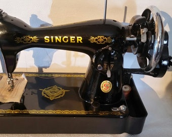 A Vintage 1973 Type 15 Singer Sewing Machine Manual Never Used Like Brand New