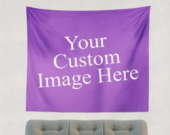 custom tapestry etsy