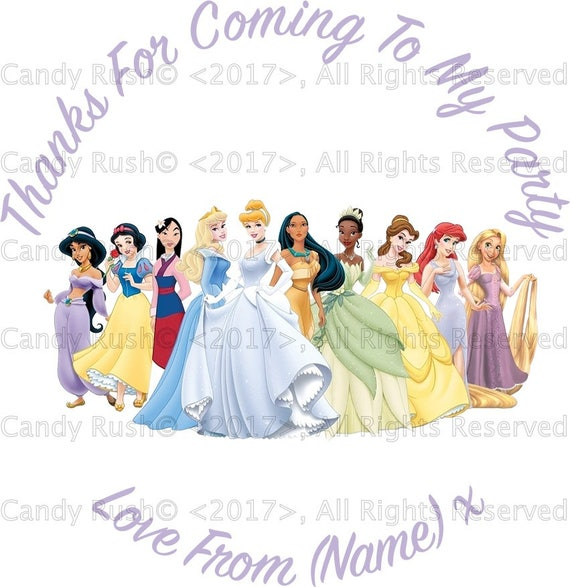 PERSONALISED MY LITTLE PONY GLOSS BIRTHDAY PARTY BAG BOX SWEET CONE STICKERS