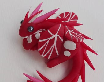 Dragon Ruby fimo polymerclay