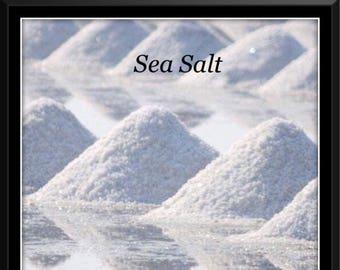 Sea Salt Soy Wax Melts -  Hand poured