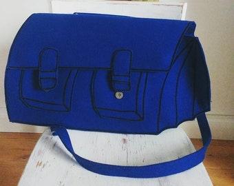 Statement 2d Dutch Design Schoolbag