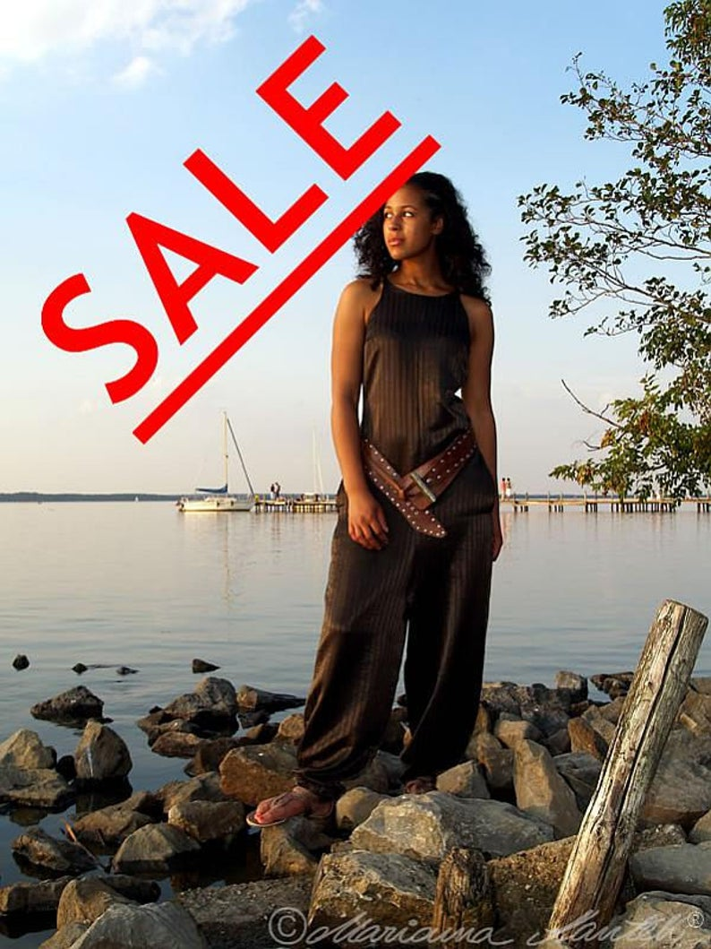 Mariame Jumpsuit/ Jumpsuit  inspired by Africa image 0
